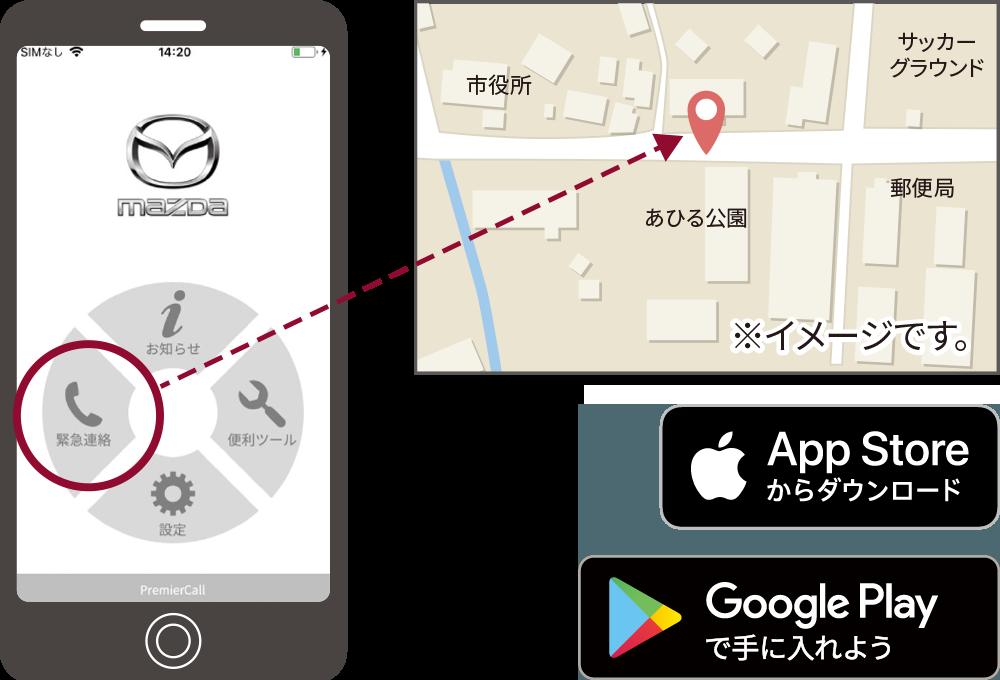 事故/故障受付センター専用アプリ